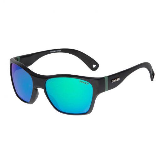 Sinner zonnebril Gunstock - Zwart