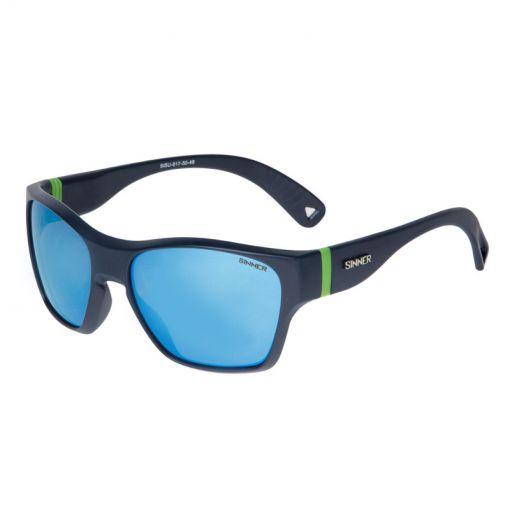 Sinner zonnebril Gunstock - 50 MATTE BLUE