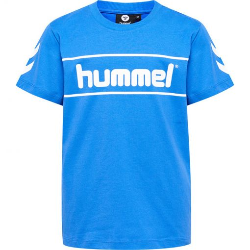 Hummel junior t-shirt Jaki SS - 7010 Nebulas Blue