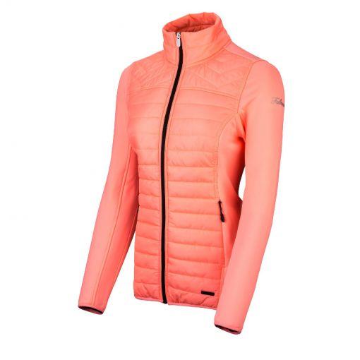 Falcon dames jacket Cypress - O034 cantaloupe