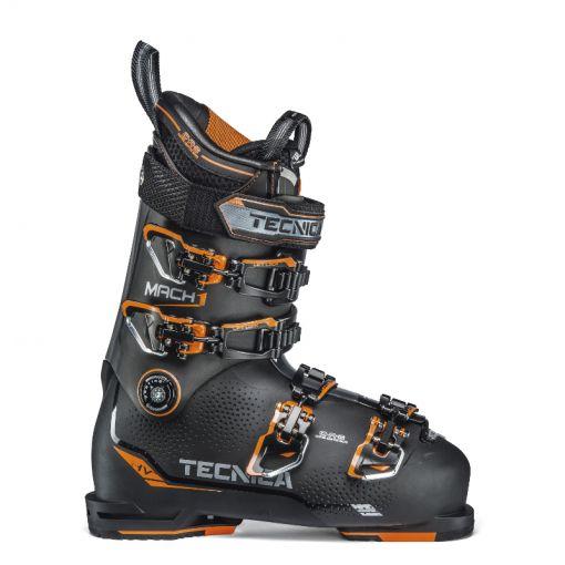 Tecnica heren skischoen Mach 1 110 HV - Zwart