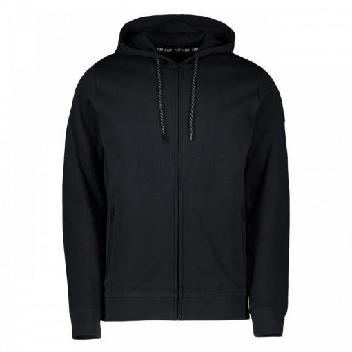 Cars jongens vest Iscar Hood - Zwart