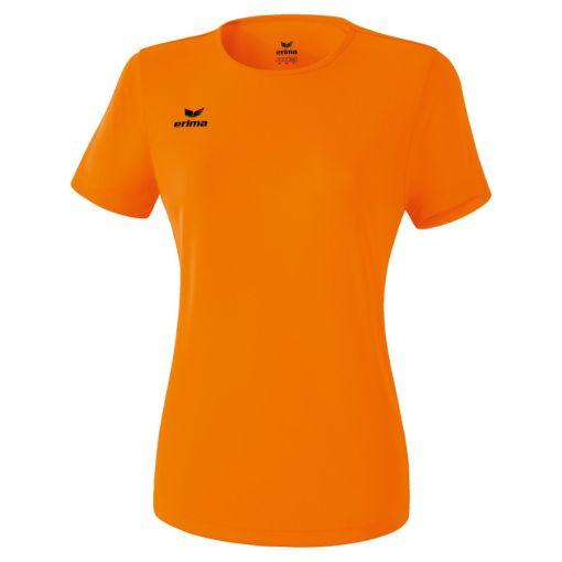 Erima dames t-shirt Function - Oranje
