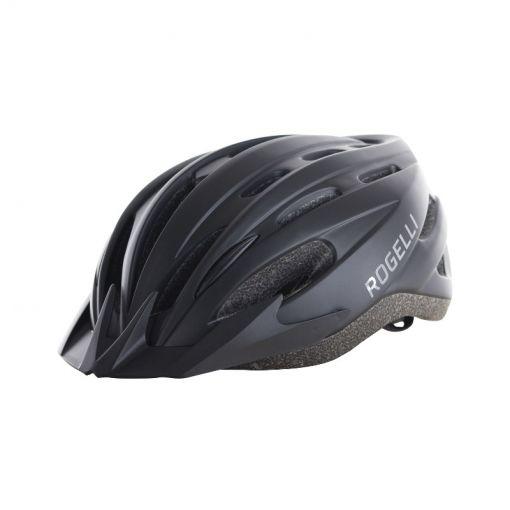 Rogelli fiets helm Ferox - Zwart