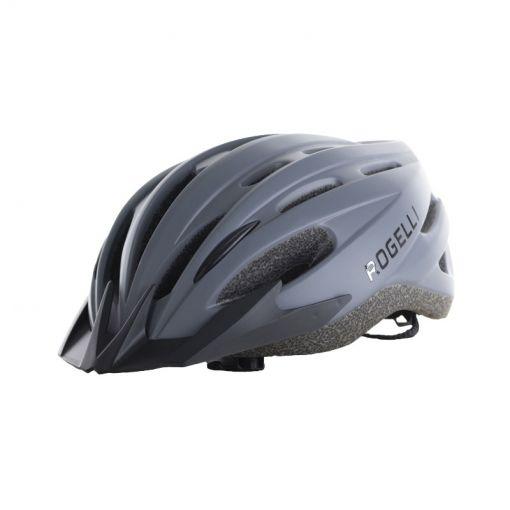 Rogelli fiets helm Ferox - grijs