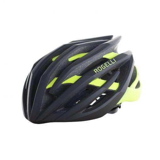 Rogelli fiets helm Tecta - Zwart