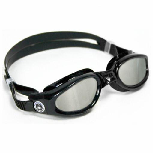 Aqua Kaiman Mirrored Lens - Zwart