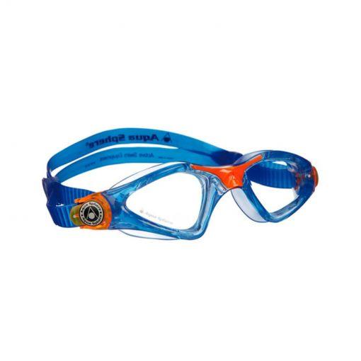 Aqua Kayenne Junior Clear Lens - Blauw