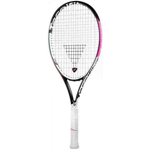 Technifibre senior tennisracket T-Reb 265 Tempo 2 - Zwart