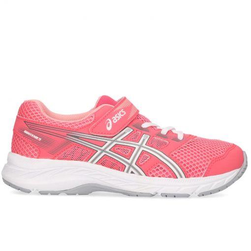 Asics junior runningschoen Contend - 701 Pink Cameo