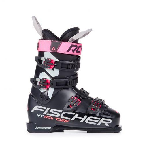 Fischer dames skischoen MY CURV 90 pbV - STD zwart-rose