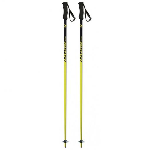 Fischer senior skistok Unlimited Yellow - geel