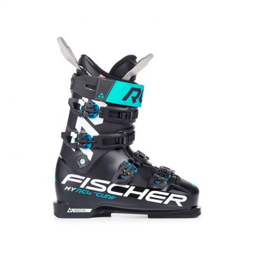 Fischer dames skischoen My Curv 110 Vff - Zwart