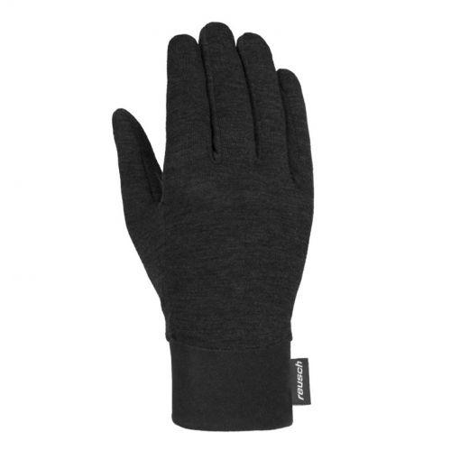 Reusch senior handschoen PrimaLoft  Silk liner - Zwart