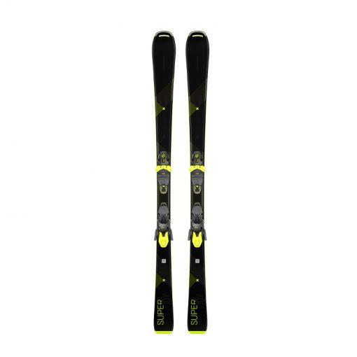 Head ski Super Joy SLR Joy Pro - STD Black-Yellow