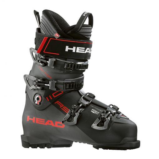 Head heren skischoen Vector 110 RS - STD Black-Red