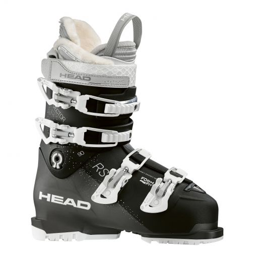 Head dames skischoen Vector 90 RS W - STD Black-Anthracite