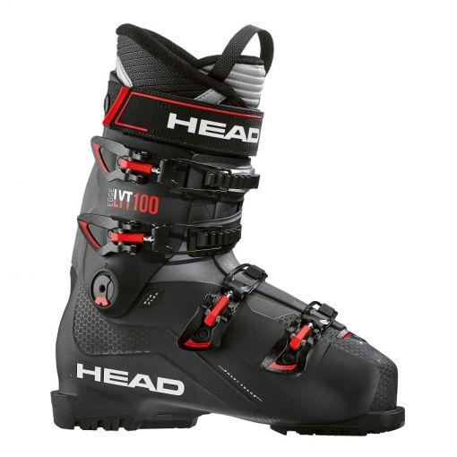 Head heren skischoen Edge LYT 100 - STD Black-Red
