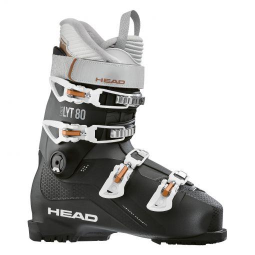 Head dames skischoen Edge LYT 80 W - STD Black-Copper