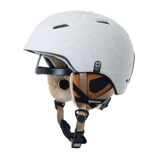 Nicole 3 Women Helmet - Wit