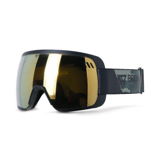 Brunotti skibril Fox 3 Unisex Goggle - Groen
