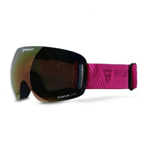 Brunotti skibril Speed 4 FW19 Unisex Goggle - Roze