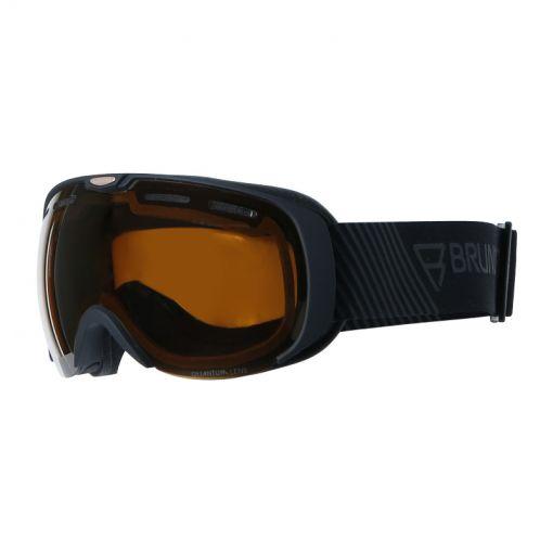 Brunotti skibril Deluxe 1 FW19 Unisex Goggle - Zwart
