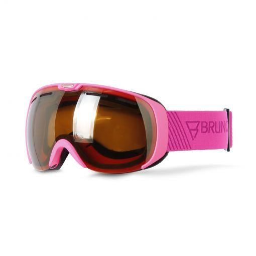 Brunotti skibril Deluxe 3 FW19 Unisex Goggle - Roze