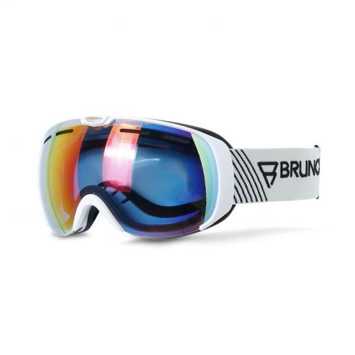 Brunotti skibril Deluxe 4 FW19 Unisex Goggle - Wit