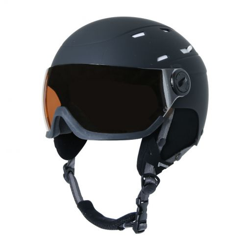 Brunotti skihelm Wakefield 1 Unisex Helmet - Zwart
