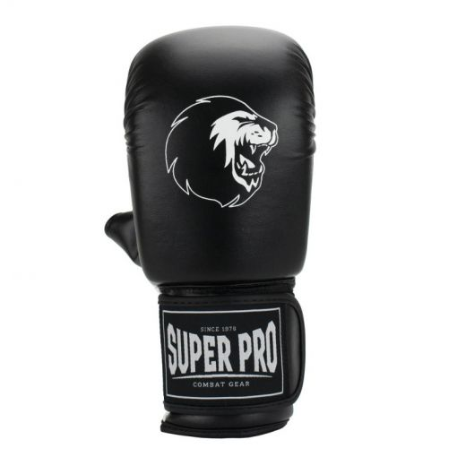 Super Pro Combat bokshandschoen Victor - Zwart/Wit