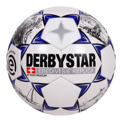 Derbystar voetbal Eredivisie Design Replica - Wit