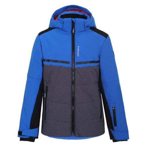 Icepeak jongens ski jas Lambert - Licht blauw