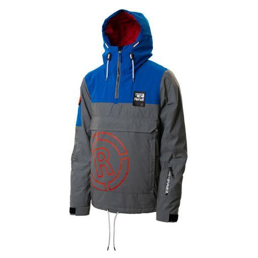 Rehall heren ski jas Carl-R - Reflective Grey