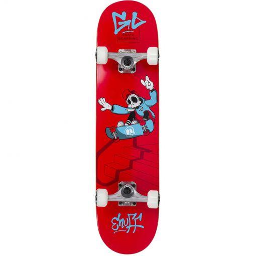 Fila skateboard Enuff Skully 29,5 - Rood
