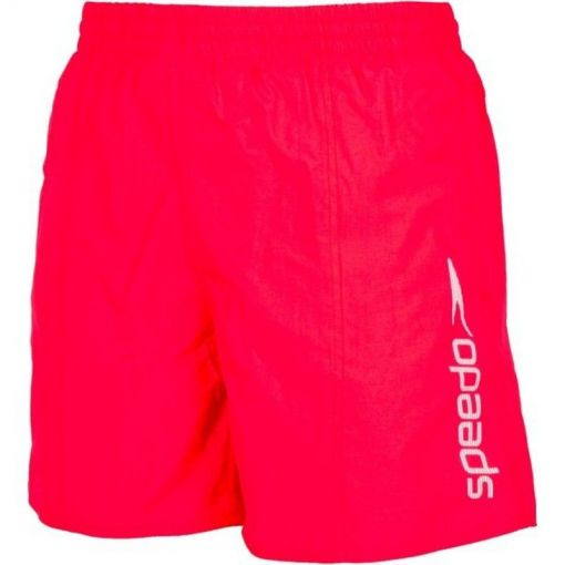 Speedo zwemshort Scope 16 - B085 Red/Whi