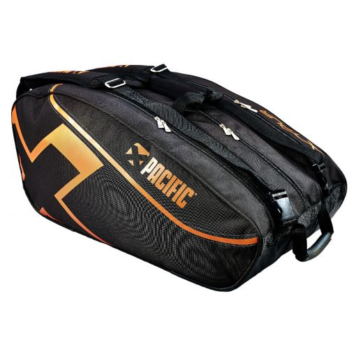 Pacific tennis tas dubbel - 41 Black