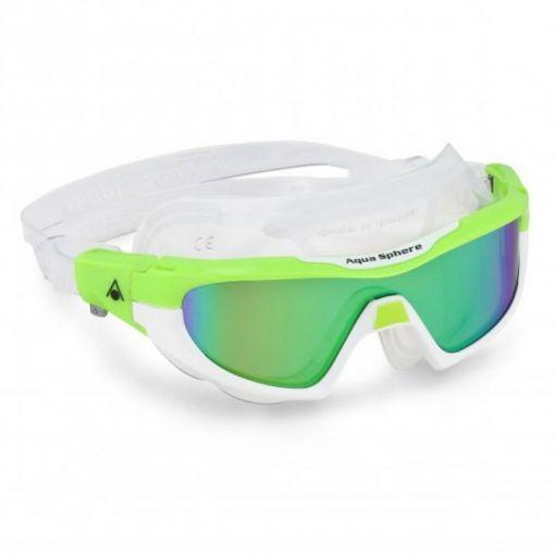 Aqua zwembril Vista Pro Multilayer - Zwart