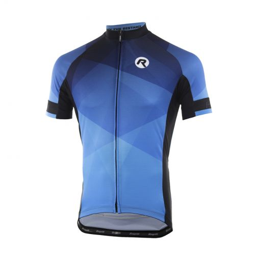 Rogelli heren wielershirt KM Inspirato 2.0 - Zwart