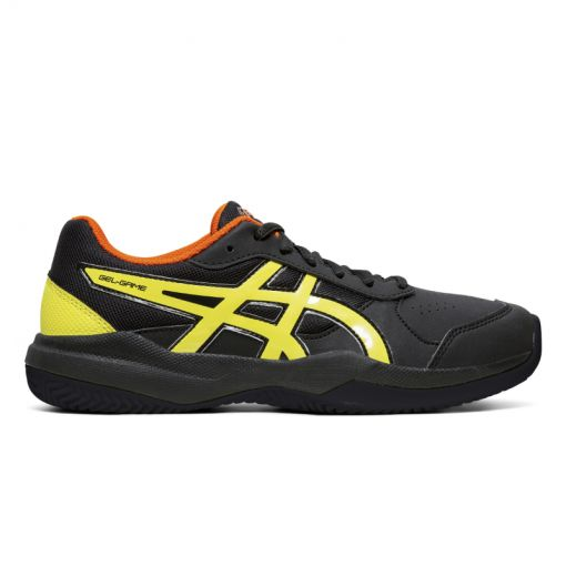 Asics junior tennisschoen Gel-Game 7 Clay/OC GS - Zwart