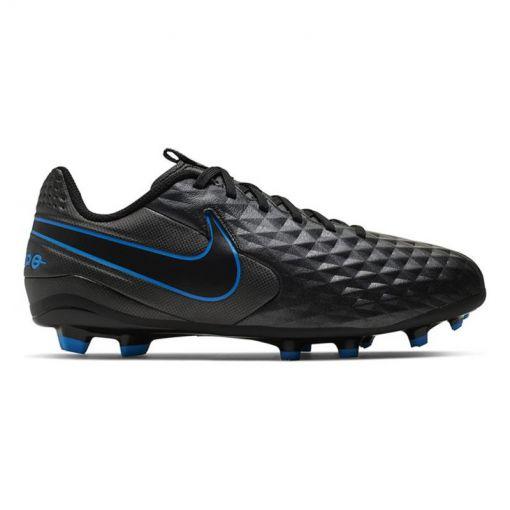 Nike junior voetbalschoen Legend 8 Academy FG - Zwart