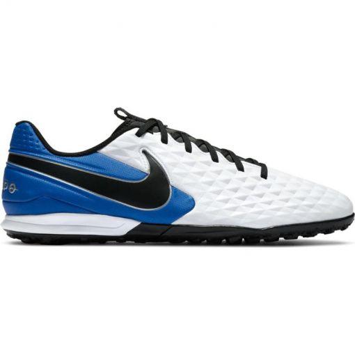 Nike kunstgras schoen Legend 8 Academy TF - Wit