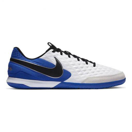 Nike senior zaalvoetbalschoen Legend 8 Academy - Wit