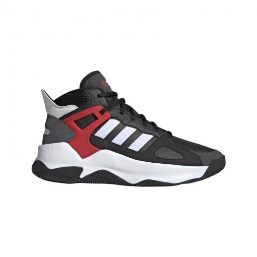 Adidas heren schoen Streetspirit - CBLACK/FTWWHT/ACT CBLACK/FTWWH