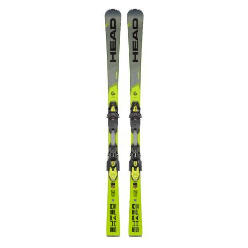 Head ski Supershape I Speed - Grijs