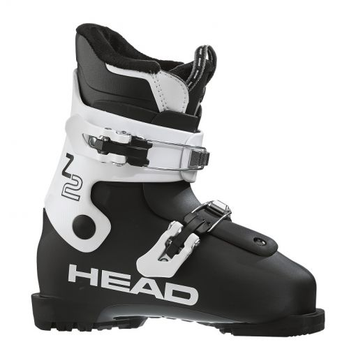 Head junior skischoen Z2 - Zwart