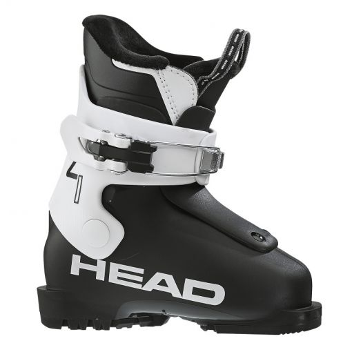 Head junior skischoen Z1 - Zwart