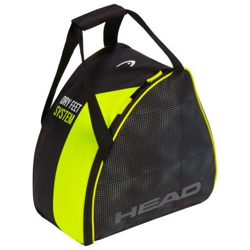 Head skischoenentas Bootbag - Zwart
