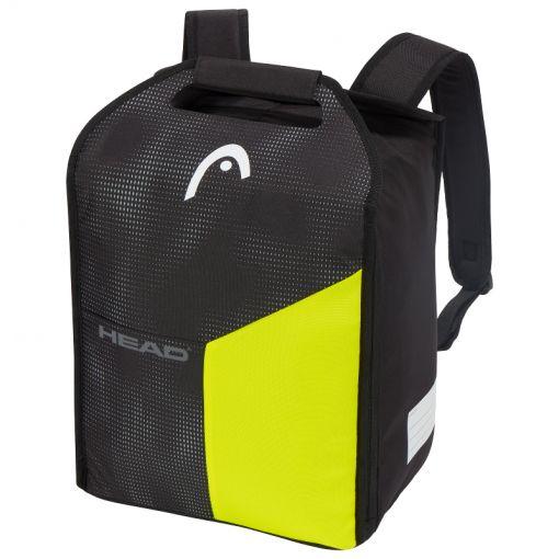 Head skischoenen rugzak Boot Backpack - Zwart
