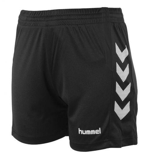 Hummel dames short Aarhus - Zwart